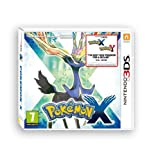 Pok�mon X (Nintendo 3DS)