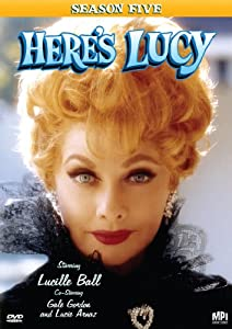 Here's Lucy: Season Five from MPI Home Video