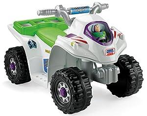 Fisher-Price Power Wheels Disney Pixar Toy Story Lil' Quad Vehicle