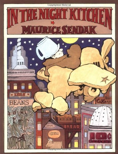 In the Night Kitchen (Caldecott Collection): Maurice Sendak: 9780064434362: Amazon.com: Books