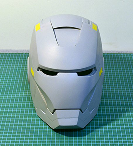 Gmasking High Precision Resin Iron Man MK3 Helmet No-Paint 1:1 Replica