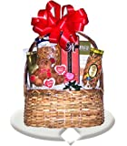 Romantic Valentines Day Ideas Gift Basket