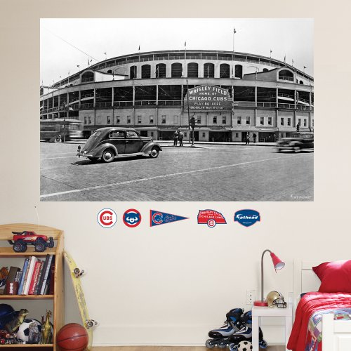 Chicago cubs wallpaper cubs wallpaper cub wallpaper for Blackhawks mural chicago