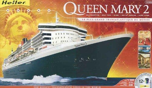 Heller 52902 Queen Mary 2 Kit