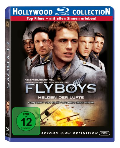 Flyboys - Helden der Lüfte [Blu-ray]