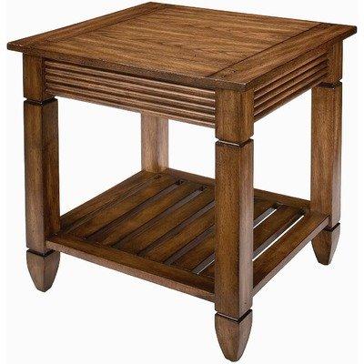 Cheap Aspen End Table in Colorado Oak (B0028XN9RI)