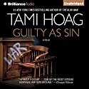 Guilty as Sin Audiobook by Tami Hoag Narrated by Jennifer Van Dyck
