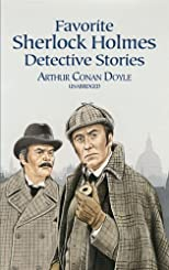 Favorite Sherlock Holmes Detective Stories (Dover Juvenile Classics)