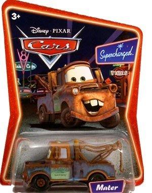 Disney Pixar Supercharged Mater Die Cast Car