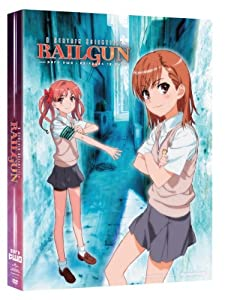 Toaru Kagaku No Railgun Certain Scientific 1 Pt 2 from Funimation Prod