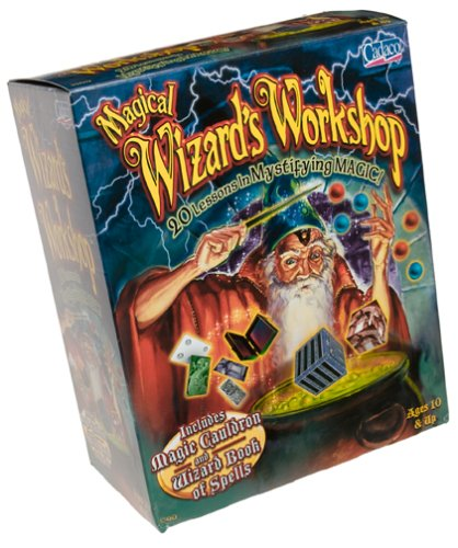 Magical Wizards Workshop [englischsprachige Version]