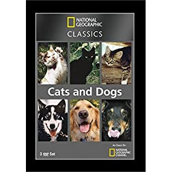 National Geographic Classics: Cats & Dogs