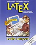 LaTeX: A Document Preparation System