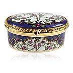 Queen Victoria China Pill Box