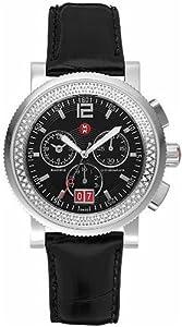 Michele Sport Sail Diamond Unisex Watch MWW01K000002