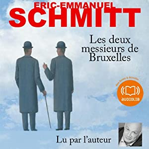 Les deux messieurs de Bruxelles   Livre audio