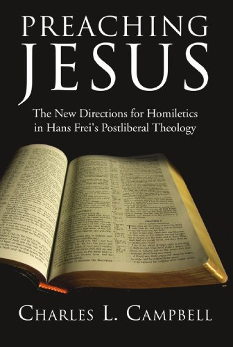 Preaching Jesus: The New Directions for Homiletics in...