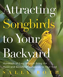 Book Cover: Attracting Songbirds to Your Backyard