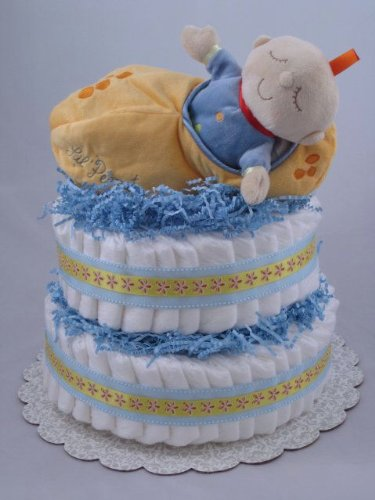 Cute Diaper Cakes back-495975