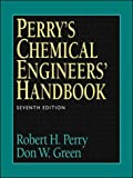 Perry's Chemical Engineers Handbook: Student Edition (0071179623) by Perry, Robert H.