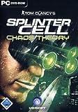 echange, troc Tom Clancy's Splinter Cell Chaos Theory - Ensemble complet - 1 utilisateur - PC - Win