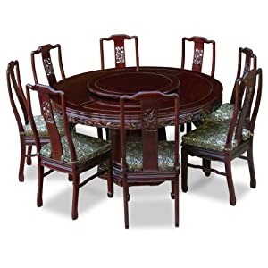 round dining table and chairs amazon images