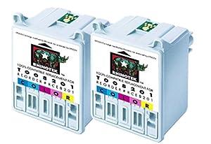 Rhinotek 2-Pack Equiv for Epson
