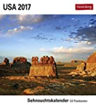 USA - Kalender 2017: Sehnsuchtskalend...