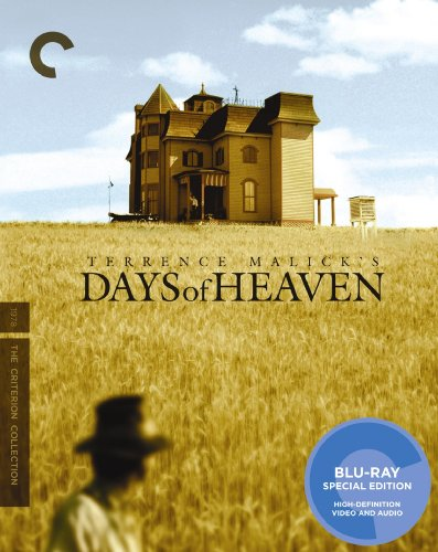 Cover art for  Days of Heaven (The Criterion Collection) [Blu-ray]