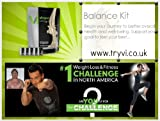 Visalus Body By Vi Balance Kit weight loss meal replacement 1 shake per day