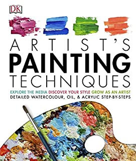 Book Cover: Artist's painting techniques