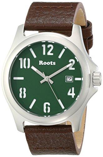 roots-womens-1r-lf101gn2c-bonita-analog-display-japanese-quartz-brown-watch