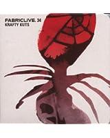 Fabriclive34 : Krafty Kuts