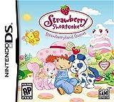 Strawberry Shortcake: Strawberryland Games - Nintendo DS