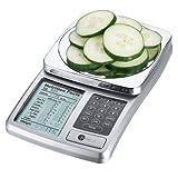 Kitrics Digital Nutrition Scale (Silver)