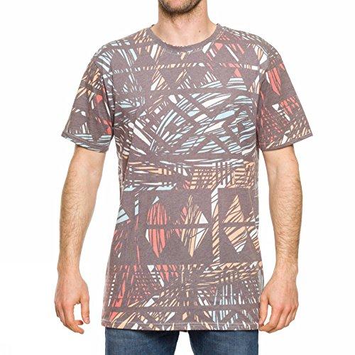 Isolid -  T-shirt - Uomo Multicolore Multicolore