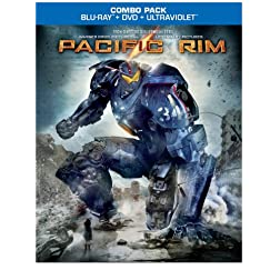 Pacific Rim (Blu-ray+DVD+UltraViolet Combo Pack)
