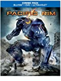Image of Pacific Rim (Blu-ray+DVD+UltraViolet Combo Pack)