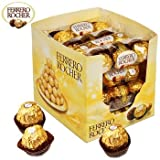 Ferrero Rocher Chocolates [16 x T3 Packs] 600g