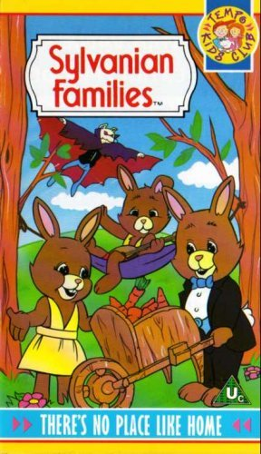 Sylvanian Families-No Place [VHS]