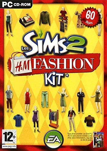 Les Sims 2 Kit H&M Fashion