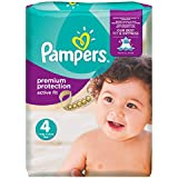 Pampers - Active fit maxi 7 - 18kg (168 unidades)