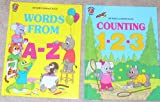 img - for 2 Book Set: Early Learner Books: Words From A - Z & Counting 1 2 3 book / textbook / text book