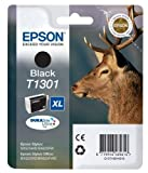 EPSON Original T1301 Black Ink 25.4ml