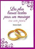 Petit livre de - Les plus beaux textes pour un mariage