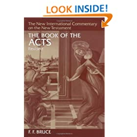 The Book of Acts (New International Commentary on the New Testament)