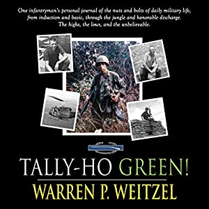 Tally-Ho Green Audiobook