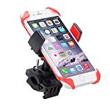 Bike Mount,Levin Universal Smartphone Bike Mount Holder with 360 dgree Rotate for iPhone 6s /6 /5s /5c/5,Samsung Galaxy S5/S4/S3, Google Nexus 5/4, LG G3, HTC and GPS Device ¡­