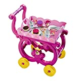 Smoby Disney Princess Tea Trolley, Pink