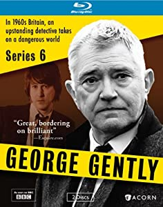 George Gently 6 [Blu-ray]